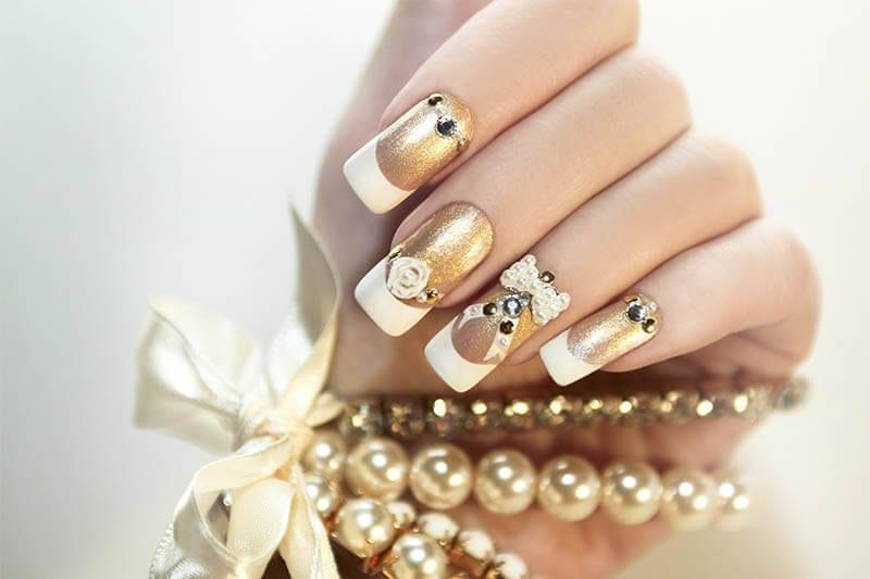 institut beaute bordeaux Onglerie - Option Nail Art 2